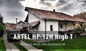 Toplotna pumpa ARTEL HP-12H HT