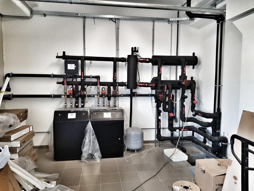 toplotna pumpa voda-voda