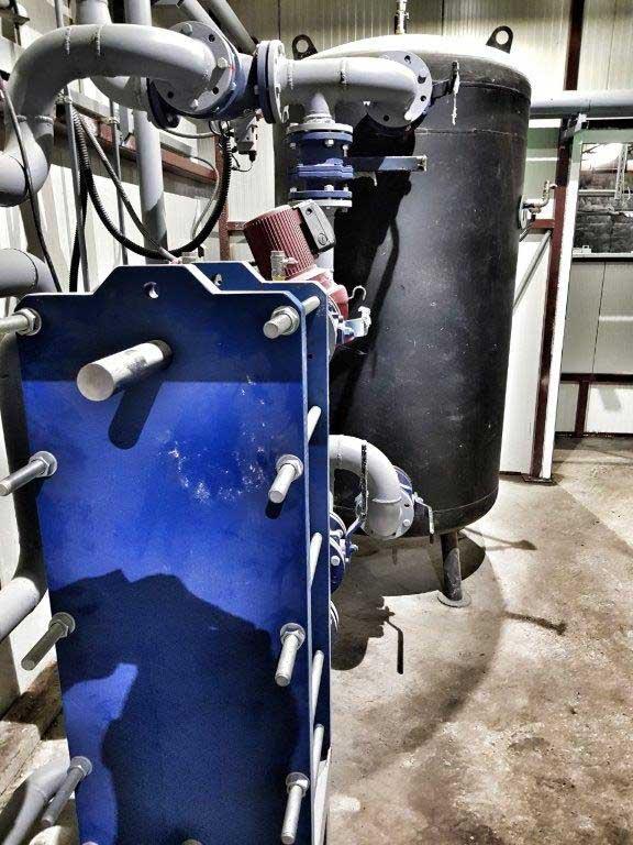 razvod toplotne pumpe