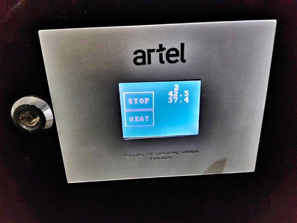 artel upravljacka elektronika