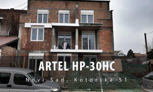 Novi-Sad-Kotoska-51-Artel-HP-30-HC