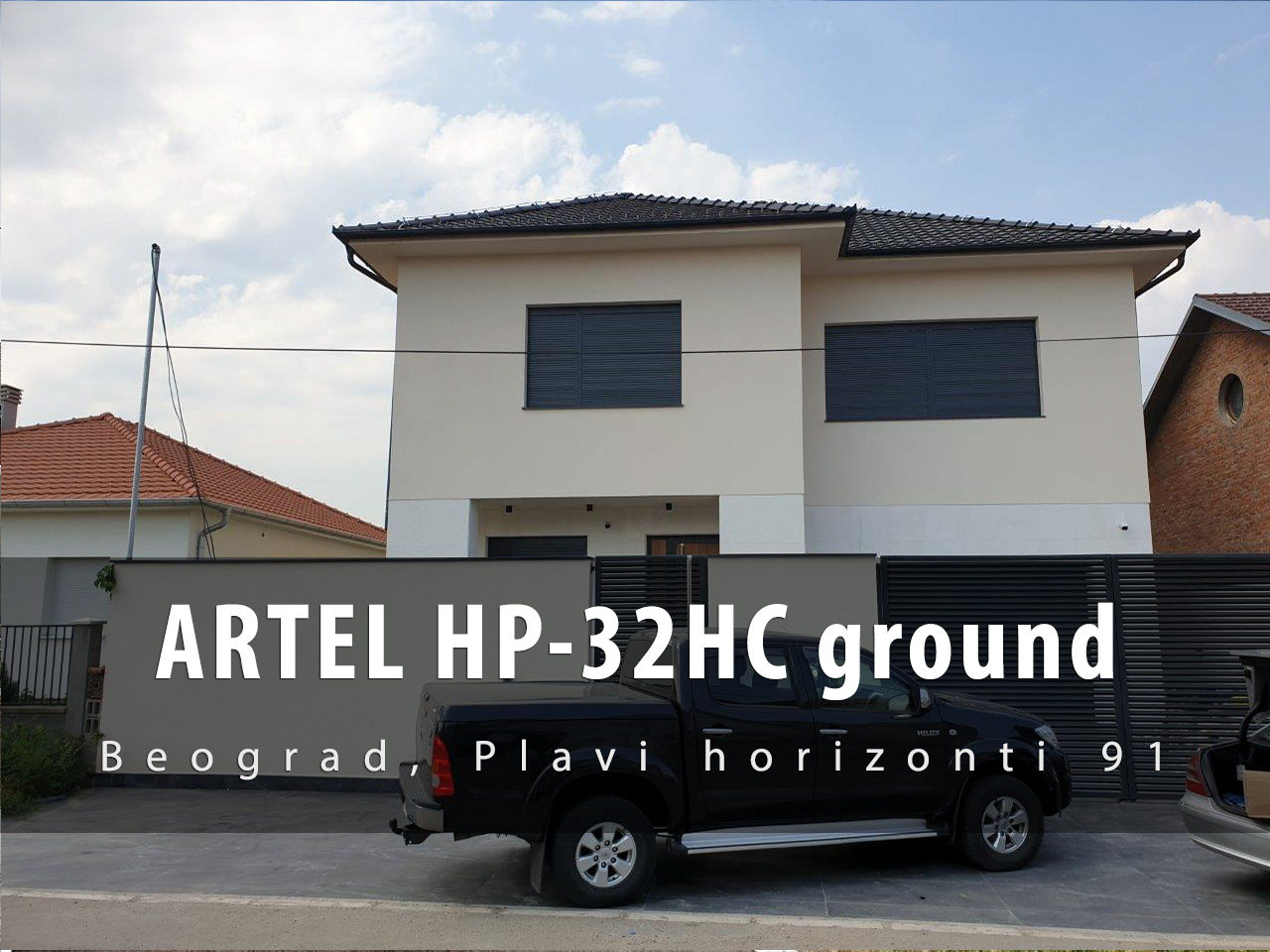 ARTEL-HP-32HC-ground